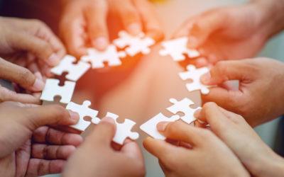 Il lavoro di rete: la condivisione come strumento educativo